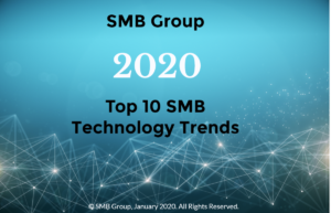 SMB Group's 2020 Top 10 SMB Technology Trends
