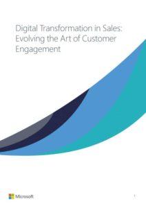 Digital transformation in sales: Evolving the art of customer engagement