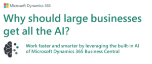 Business Central AI Infographic