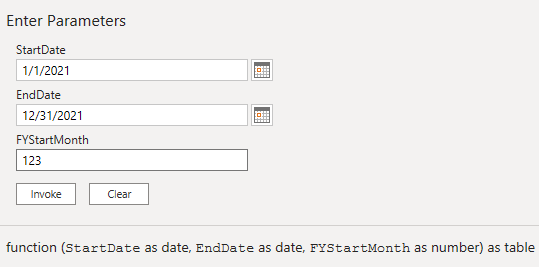 Create a Date Table Using Power Query